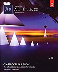 This Web Edition is available for free with the purchase of the Adobe After Effects CC Classroom in a Book (2015 release) print book or eBook. A Web Edition is an electronic version of the book that can be accessed with any Internet connectio...