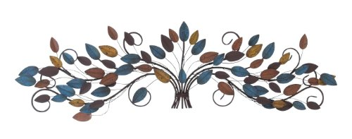 Deco 79 96901 Metal Wall Decor