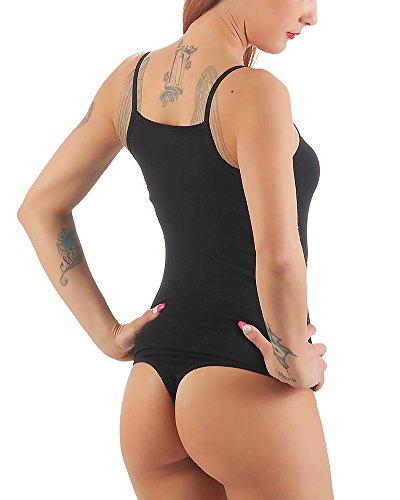 BALI Lingerie - Body - Básico - para mujer negro