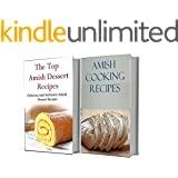Amish Recipes Box Set: Two Delicious Amish Cookbooks In One (Amish Cooking)