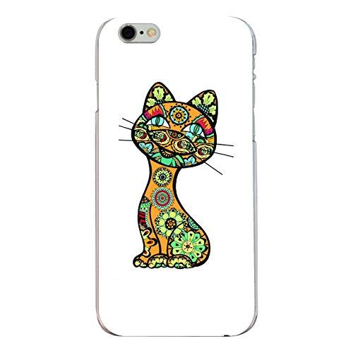"Disagu Design Case Coque pour Apple iPhone 6 Housse etui coque pochette ""Lustige Katze"""
