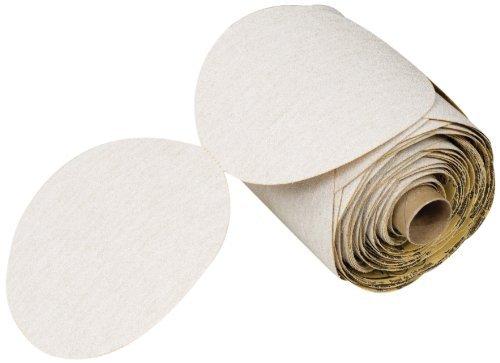 3M Nx Psa Paper Disc Roll, 5 In X Nh P120 C-Weight, 100 Discs Per Roll