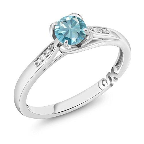 0.89 Ct Emerald Cut Diamond - 8
