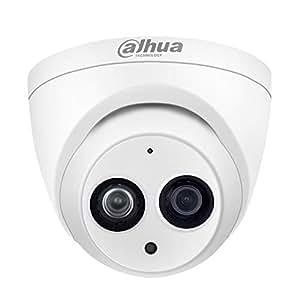Dahua 4MP Mini Dome POE IP Camera IPC-HDW4433C-A,Fixed Lens 3.6mm,Built in Mic,IP67,IR 50m Day and Night,ONVIF, Multi-Language Version