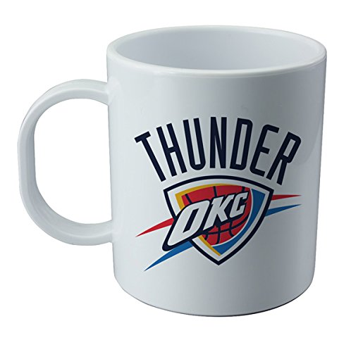 Tazza y adesivo dell' Oklahoma City Thunder - NBA Wallp