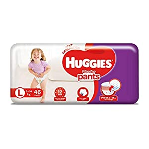 Huggies Wonder Pants, Large Size...