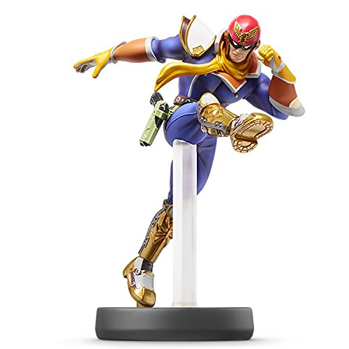 Captain Falcon amiibo - Japan Import (Super Smash Bros Series)