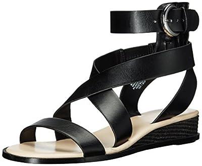 Nine West Women's Velope Leather Sandal