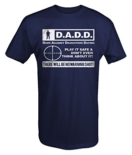 ughters Dating Gun Rights T Shirt- Xlarge ()