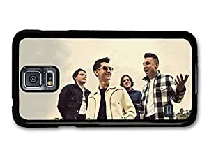 AMAF ? Accessories Arctic Monkeys Rock Band Group Portrait case for Samsung Galaxy S5 Kimberly Kurzendoerfer