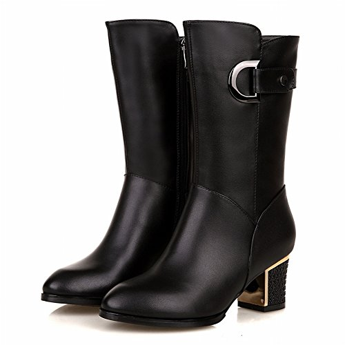 Women Shoes Match Boots Martin Boots EUR37 black Boots with Boots All with and Boots Boots Boots Boots C5xnn6pwU