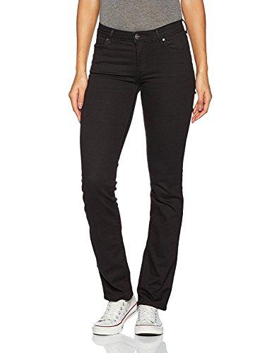 Blu Jeans rinsewash Straight Donna 023 Wrangler Wf1g8xqfn