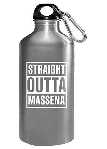 Straight Outta Massena City Cool Gift - Water (Massena Water)