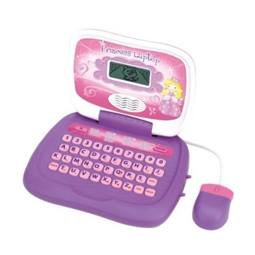 JUST KIDZ PRINCESS LAPTOP