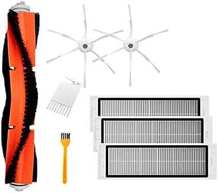 Main Brush Filter Kit Replace Part For Xiaomi Mi Roborock S50 S51 Vacuum Cleaner