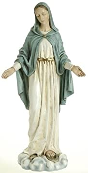 Roman 24 Our Lady of Grace Figurine