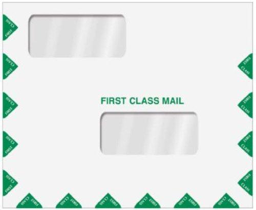 EGPダブルウィンドウ税金Return封筒11 – 1 / 2 x 9 – 1 / 2 B005UG1WTM