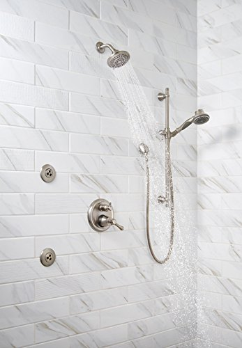 Delta Faucet RP6023SS Shower Arm, Stainless - Shower Arms And Slide ...