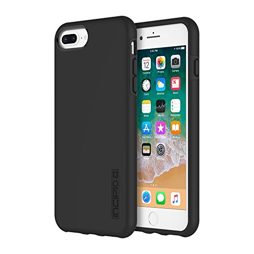 Incipio IPH-1491-BLK DualPro Protective Case with Dual Layer for iPhone 7 Plus - (Dual Case)