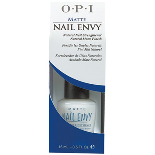 OPI Nail Envy Matte, Once 0,5-Fluid