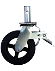 Buffalo Tools GSC8 8-Inch Caster with Foot Brake for GSF55 Sc...