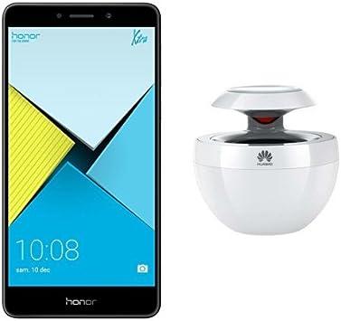Honor 6X + Altavoz Huawei AM08- Smartphone libre de 5.5
