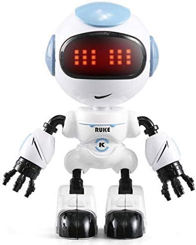 Oooose Robot Educativo de Juguete para niños, Hablando, Cambiador de Voz, Ojos LED, Sensor de Gestos Mini Robot Kit para niños Inteligente Educación temprana – Juguetes para niños: Amazon.es: Hogar