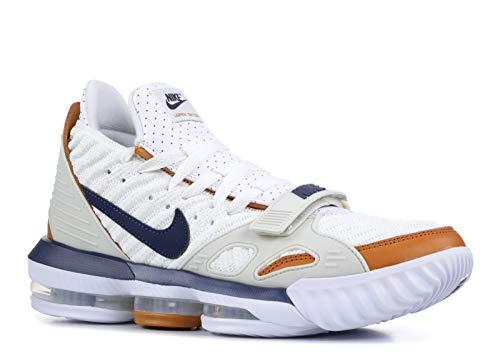 Nike Lebron 16 'Medicine Ball' - Cd7089-100 - Size 7.5