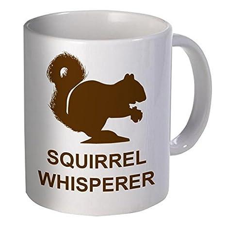 11 oz Squirrel Whisperer Willcallyou Coffee Mug