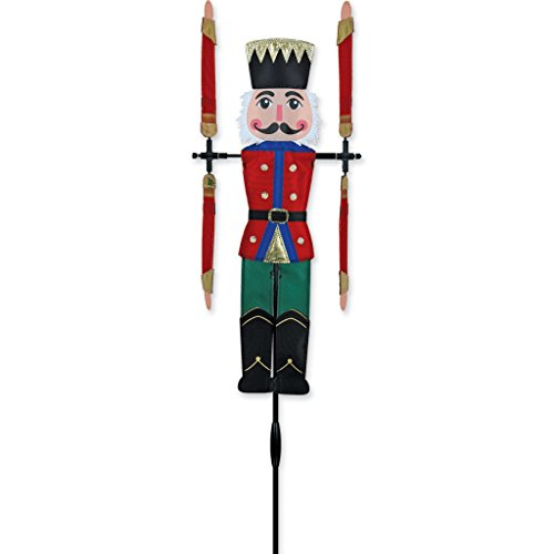 Whirligig Spinner - 20 In. Nutcracker Spinner
