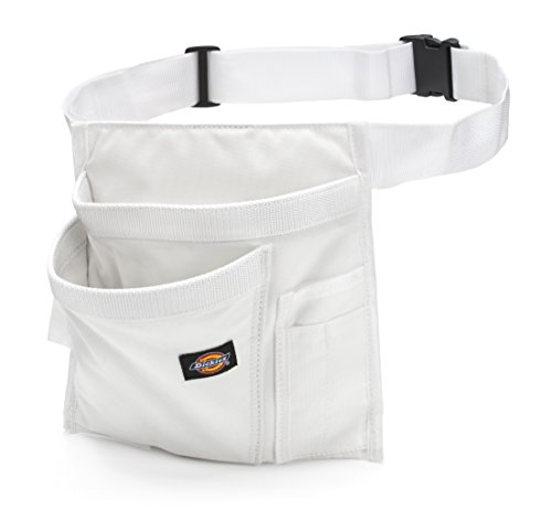 Dickies Work Gear 57049 White 5-Pocket - Pouch White