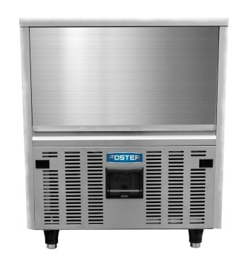 Commercial Ice Maker 220 Pounds Per Day – With 70lb Bin– Stainless Steel Industrial Undercounter Ice Cube Machine- Quiet Operation – Air Cooling System - by ()