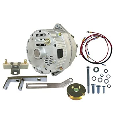 All States Ag Parts Alternator Conversion Kit Massey Ferguson TO30 TO35