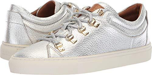 BALLY Women's Heidy Sneaker Silver 6.5 B US B (M) - Womens Bally Shoes