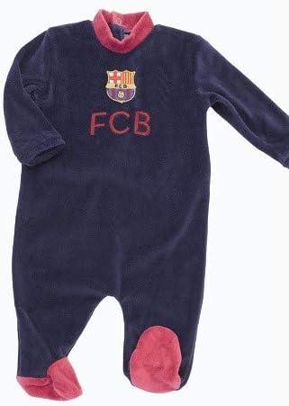 /1/Monat Strampler Baby FC Barcelona/