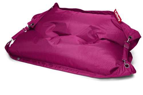 Fatboy Buggle-Up Bean Bag Lounge Chair, Pink by Fatboy