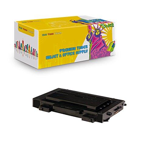 New York TonerTM New Compatible 1 Pack CLP-510D7K High Yield Toner For Samsung - CLP-510N | CLP-510NG . -- Black ()