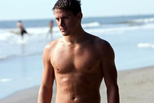 CHANNING TATUM Poster MULTIPLE SIZES B