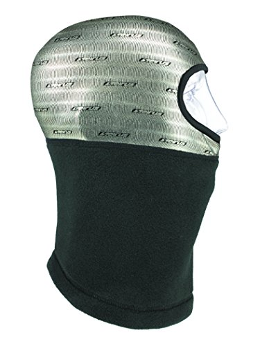 (Seirus Innovation Heatwave Thick N Thin Headliner, Silver, One Size)