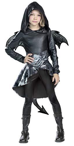 Princess Paradise Onyx Dragon Costume, Medium]()
