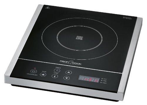 Profi Cook PC-EKI 1034 - Placa de inducción (1 fuego ...