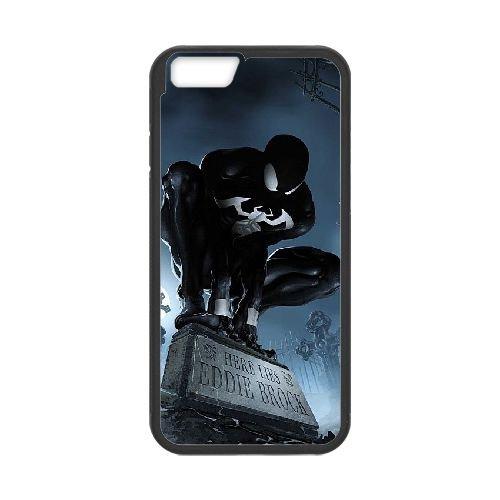 Pictures Of Spiderman 012 coque iPhone 6 4.7 Inch Housse téléphone Noir de couverture de cas coque EEEXLKNBC18638