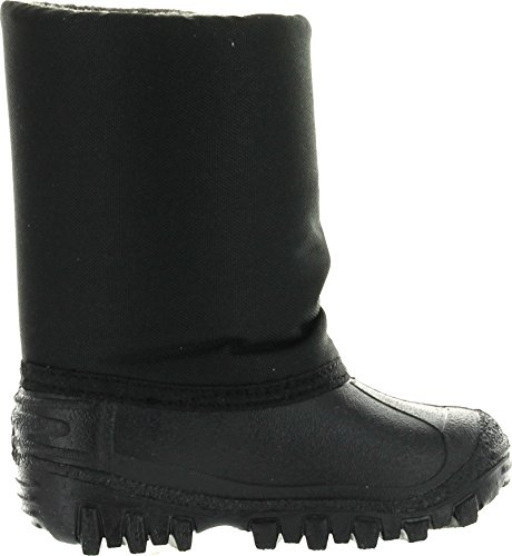 Little Boot Teddy 4 Tundra Kid Toddler Black 4f8Wq