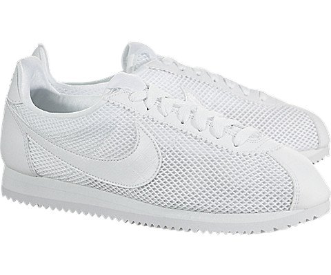 Pictures of NIKE Womens Classic Cortez Prem Running Trainers 5