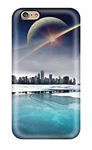 Hot Tpu Cover Case For Iphone/ 6 Case Cover Skin - Wonderful Dreamy World