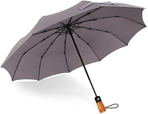 Automatische paraplu D7 handdoeken 1 donkergrijs middle