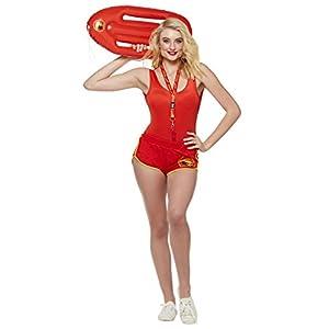 b0688a5621 Halloween Costumes. Spirit Halloween Adult Women's Baywatch Costume ...