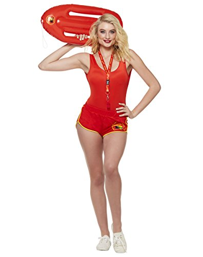 Spirit Halloween Adult Womens Baywatch Costume - Baywatch