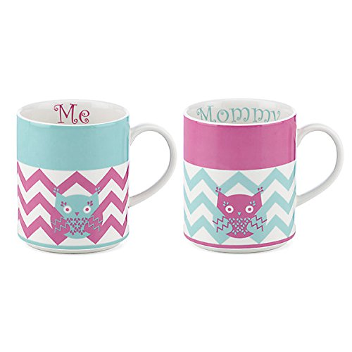 Mommy & Me 2-piece Mug Set