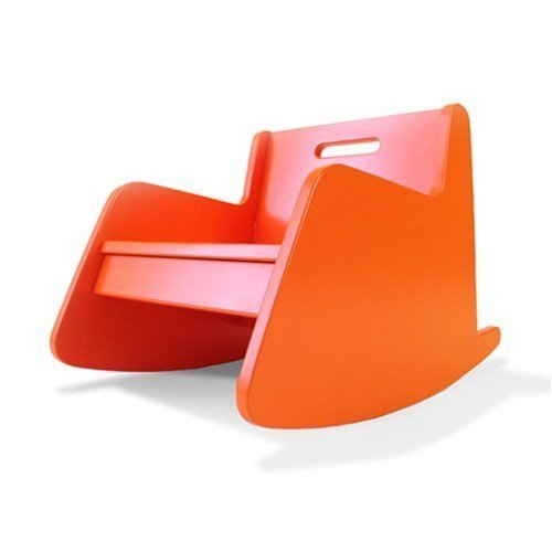 Spot On Square Hiya Rocker, Orange